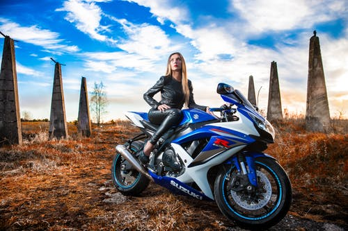 Popular Female Motorcyclists In The World