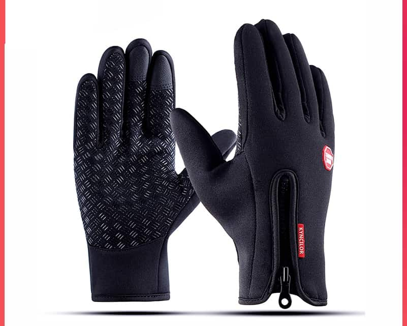 Motorcycle Gloves For A Comfortable Grip